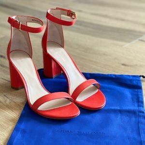 Brand new Never worn! Stuart Weitzman block sandal